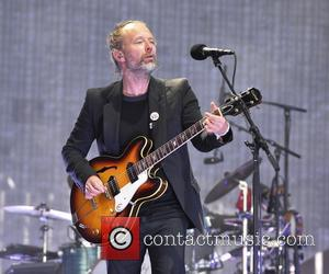 Thom Yorke and the rest of Radiohead at the Inaugural TRNSMT Festival held at Glasgow Green - Glasgow, United Kingdom...