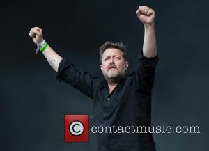 Guy Garvey at Hyde Park, London. and Barclaycard British Summer Time
