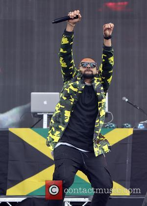 Sean Paul at Finsbury Park and Wireless Festival