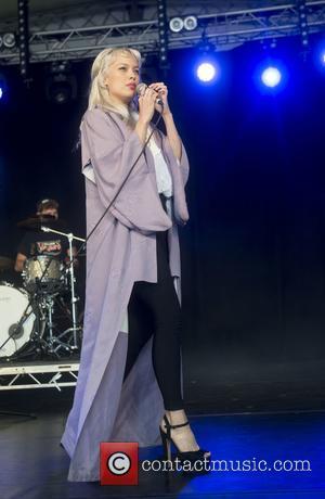 Kate Earl at Cornbury Music Festival