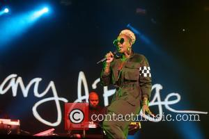 Mary J Blige performs at the North Sea Jazz Festival - Rotterdam, Netherlands - Sunday 9th July 2017