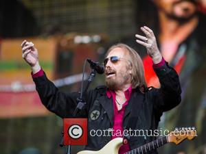 Tom Petty and the Heartbreakers perform on stage at the Barclaycard Presents British Summer Time Festival in Hyde Park -...