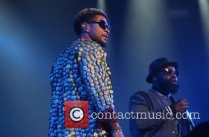 Usher & The Roots perform at the North Sea Jazz Festival - Rotterdam, Netherlands - Sunday 9th July 2017