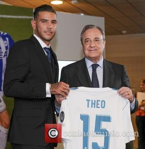 Real Madrid, Theo Hernandez and Florentino Perez
