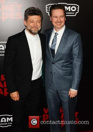 Andy Serkis and Matt Reeves