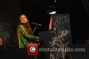 Birdy performs at Somerset House as part of The Summer series held at Somerset House - London, United Kingdom -...