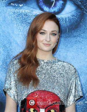 Sophie Turner at the premiere of 'Game of Thrones' season 7 held at Walt Disney Concert Hall - Los Angeles,...