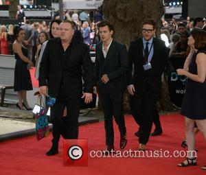 Harry Styles attends the Dunkirk premiere in Leicester Square - London, United Kingdom - Thursday 13th July 2017