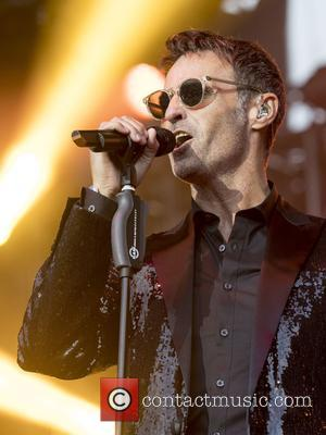 Marti Pellow and Wet Wet Wet at Edinburgh Castle