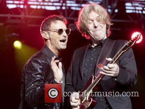 Marti Pellow, Graeme Duffin (lead Guitar, Vocals) and Wet Wet Wet