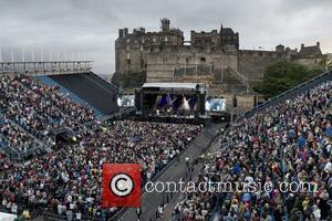 Wet Wet Wet perform live at Edinburgh Castle - Edinburgh, United Kingdom - Saturday 15th July 2017