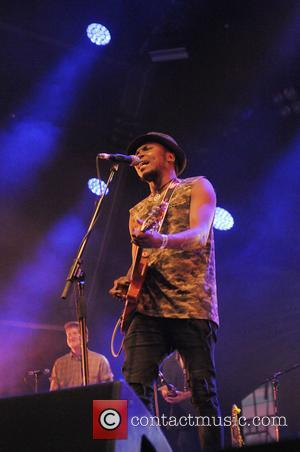 Songhoy Blues perform as part of The Summer Series at Somerset House - London, United Kingdom - Sunday 16th July...