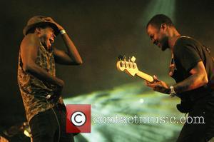Aliou Toure and Garba Toure