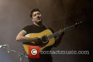 Mumford & Sons perform at Latitude Festival on the third day. Held at Henham Park, Southwold, United Kingdom - Sunday...