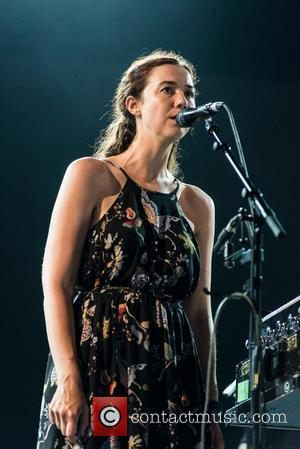 Lisa Hanngan perform at Latitude Festival on the third day. Held at Henham Park, Southwold, United Kingdom - Sunday 16th...