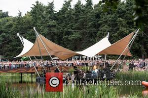 Katherine Jenkins at Henham Park and Latitude Festival
