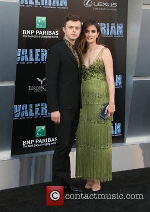 Dane Dehaan and Anna Wood