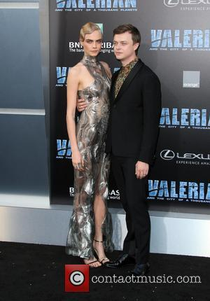 Cara Delevingne and Dane Dehaan