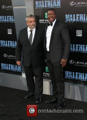 Luc Besson and Chris Tucker