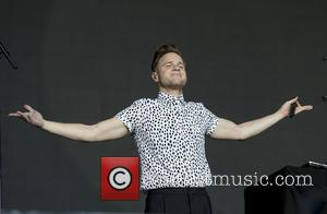 Olly Murs performs live at the Edinburgh Castle - Edinburgh, United Kingdom - Tuesday 18th July 2017