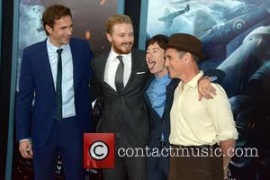 James Darcy, Jack Lowden, Barry Keoghan and Mark Rylance
