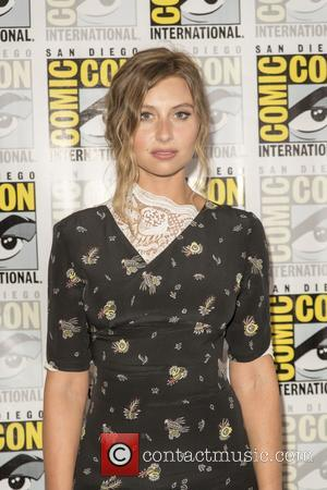 Aly Michalka at Sdcc and Comic Con