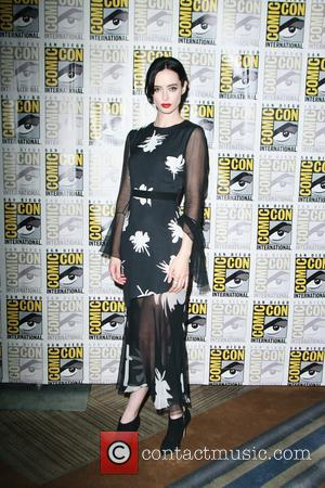Krysten Ritter at 'The Defenders' photocall at Comic Con - San Diego, California, United States - Friday 21st July 2017