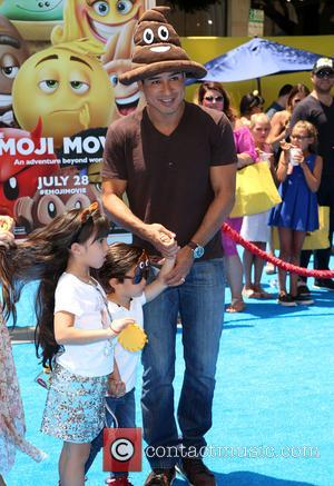 Mario Lopez and Family