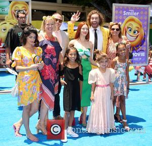 T.j. Miller and Family
