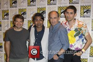 Dirk Gently Producers