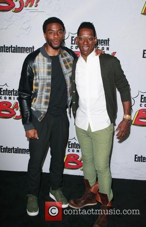 Chadwick Boseman and Orlando Jones