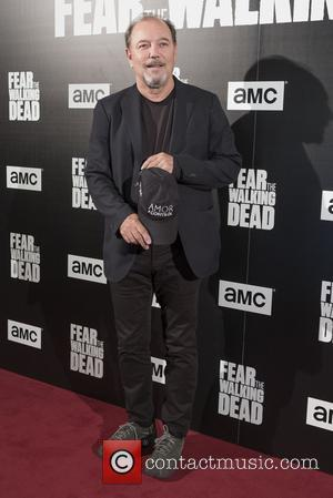 Ruben Blades at The Walking Dead