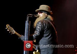 Zz Top and Dusty Hill