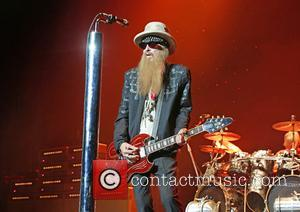 Zz Top and Billy Gibbons