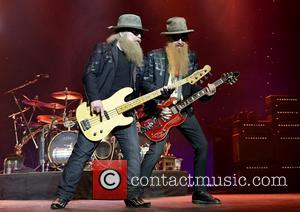 Zz Top, Dusty Hill and Billy Gibbons