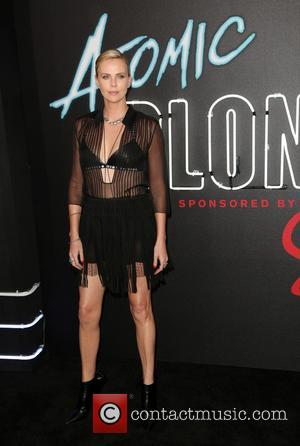 Charlize Theron at The Theatre At Ace Hotel