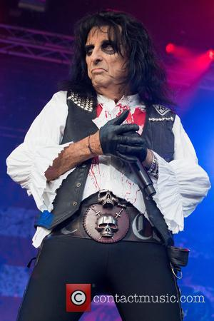 Alice Cooper at Liseberg Amusement Park