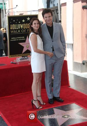 Amanda Anka and Jason Bateman