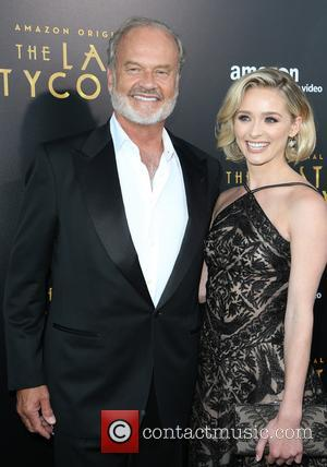Kelsey Grammer and Greer Grammer
