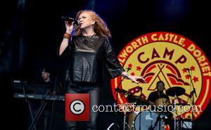 Carol Decker and T'pau