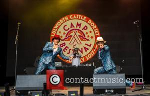The Cuban Brothers at Camp Bestival and Bestival
