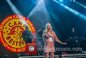Becky Hill at Camp Bestival and Bestival