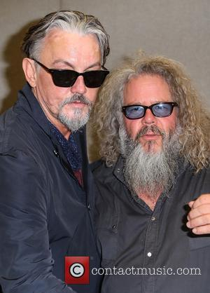 Tommy Flanagan and Mark Boone Junior