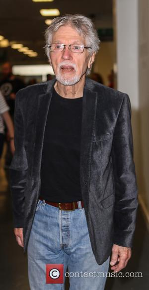 Tom Skerritt at Comic Con