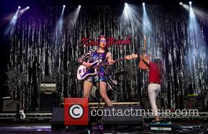 Kate Nash performing at Camp Bestival 2017 held at Lulworth Castle - East Lulworth, Dorset, United Kingdom - Saturday 29th...