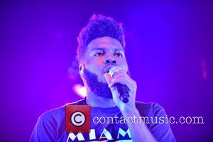 Khalid performing live in concert during the 'The American Teen Tour' at The Fillmore Miami Beach at the Jackie Gleason...