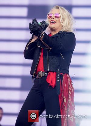 Kim Wilde at Rewind North  Capesthorne Hall - Cheshire, United Kingdom - Sunday 6th August 2017