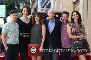 Rhys Ernst, Our Lady J, Kathryn Hahn, Jeffrey Tambor, Jay Duplass and Amy Landecker
