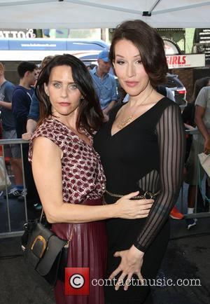 Amy Landecker and Our Lady J