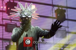 Jay Kay as Jamiroquai headlines the second night of 2017 Boardmasters Festival - Watergate Bay, Cornwall, United Kingdom - Saturday...